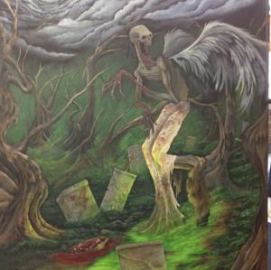 Damon Ark Artwork