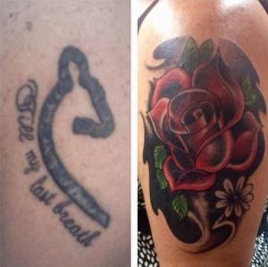 Damon Ark Tattoo