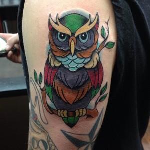 Matt Calhoun Tattoo