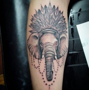 Elephant Headdress