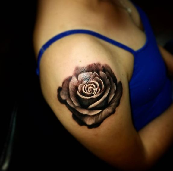 Rose Shoulder